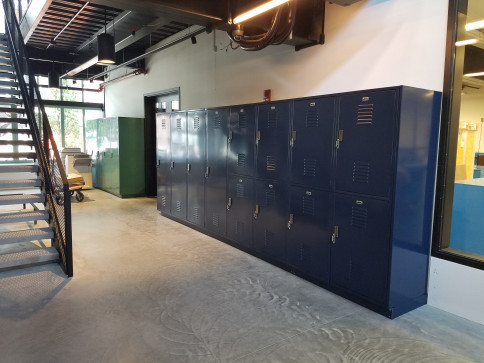 Locker Assembly