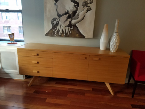New York City Credenza